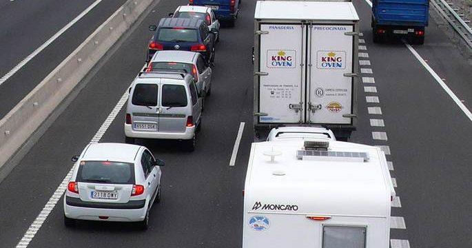 """El PP acusa al Gobierno canario de """"no enterarse"""" de los problemas de tráfico en Guaza"""