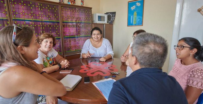El Cabildo de Tenerife subvenciona los centros de Cáritas para personas sin hogar
