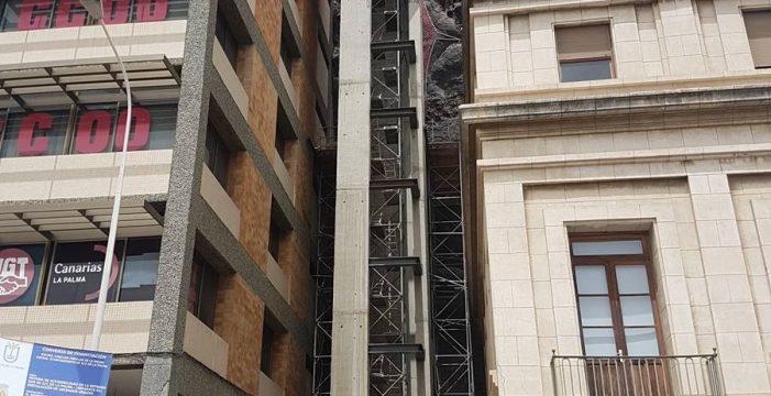El PP exige aclaraciones sobre la gestión del ascensor urbano