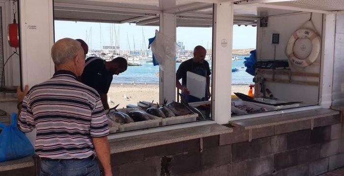 La Feria del Pescado congregará a miles de visitantes en Los Cristianos
