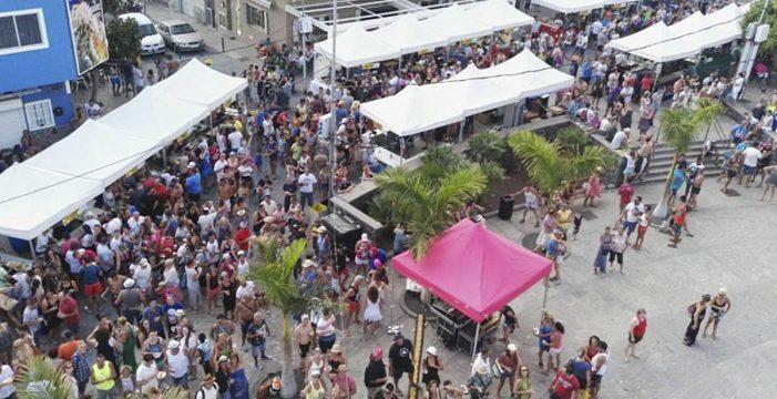 Los Abrigos acoge una nueva edición del Festival de Tapas y Cañas