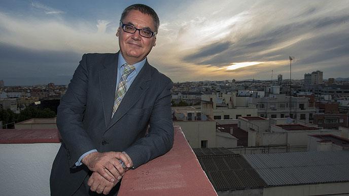 Francisco Roca, presidente de la ACB| ACB
