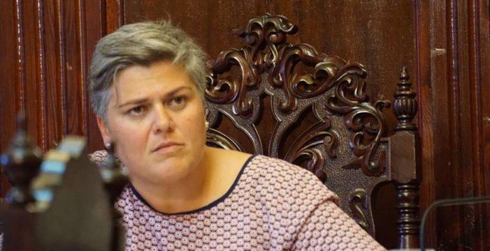Los Llanos advierte al Gobierno del grave deterioro de la estación de guaguas