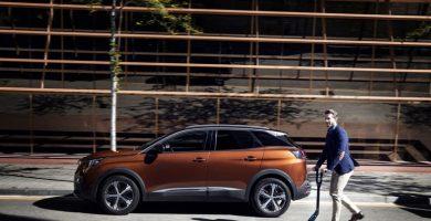 Además del patinete e-Kick, el SUV Peugeot 3008 también logra ganar un premio Red Dot Product Design 2017