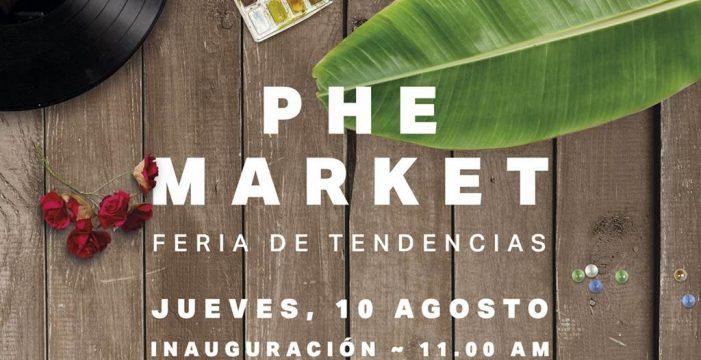 25 marcas del programa Emprendemoda participarán en la feria de tendencias 'Phe Market'