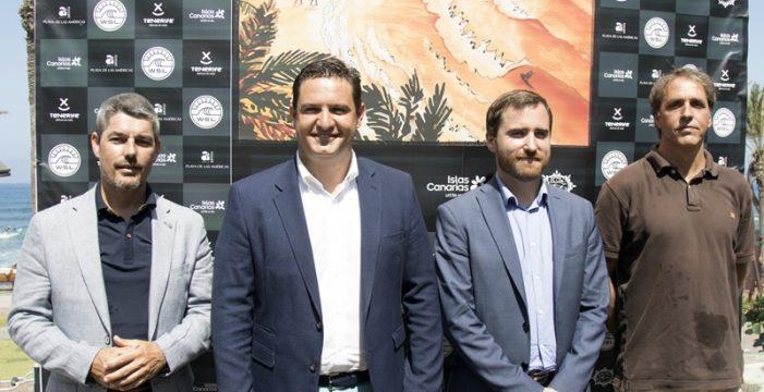 Canarias regresa al circuito mundial de surf de la mano de Arona con la prueba Las Américas Pro