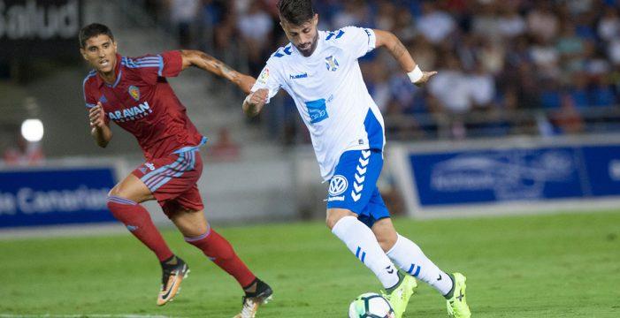 FINAL | Así ha sido el encuentro Real Zaragoza 1 – 1 CD Tenerife