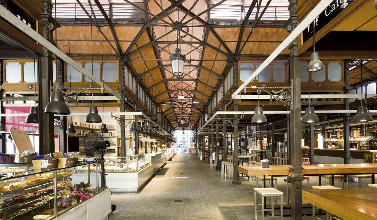 El Mercado de San Miguel ha sido vendido a un fondo holandés por 70 millones de euros. Mercado San Miguel