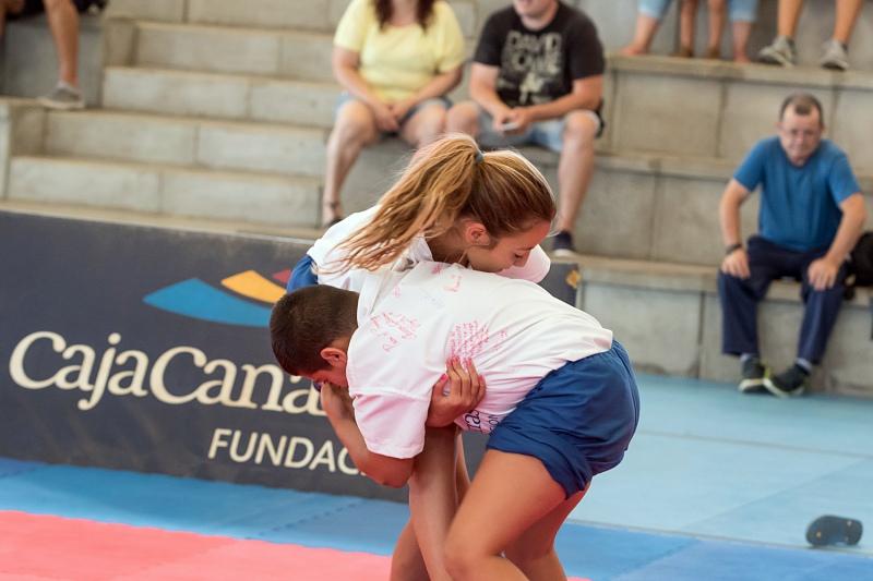 VIII Campus de Lucha Canaria Fundacion CajaCanarias (4)