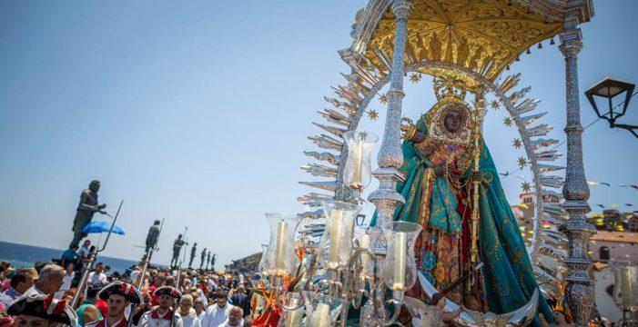 Candelaria congrega la mayor peregrinación de los últimos años