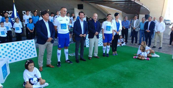 El Cabildo pagará 450.000 euros al CD Tenerife durante la próxima temporada