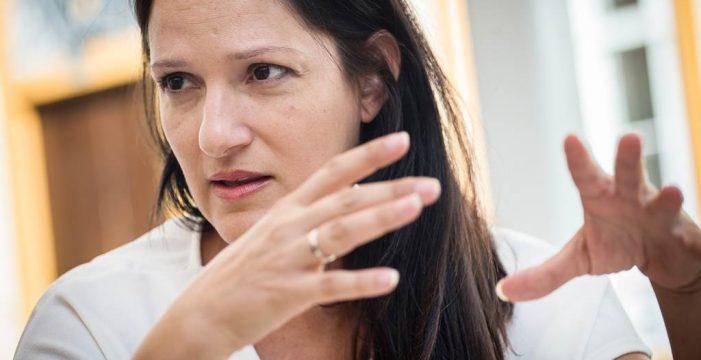 """Zaida González (PP): """"En el Carnaval, para acabar con los bulos, optamos por la transparencia"""""""