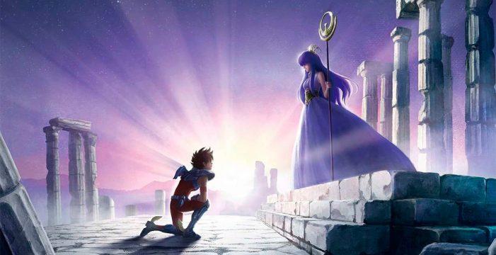 Los Caballeros del Zodiaco tendrán nueva serie en Netflix