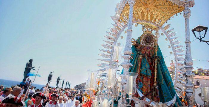 Más de 170.000 visitantes en Candelaria y 151 incidentes, la mayoría leves