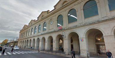 La primera etapa de La Vuelta termina con susto por la evacuación de la estación de Nimes