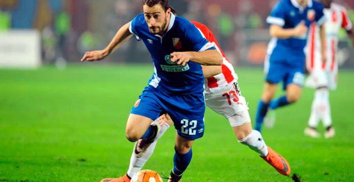 El CD Tenerife ficha al delantero serbio Filip Malbasic hasta 2021