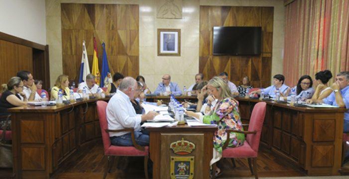 La Palma insta al Gobierno a estudiar la implantación de una ecotasa