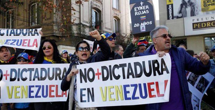 La oposición venezolana rechaza una intervención militar extranjera en el país