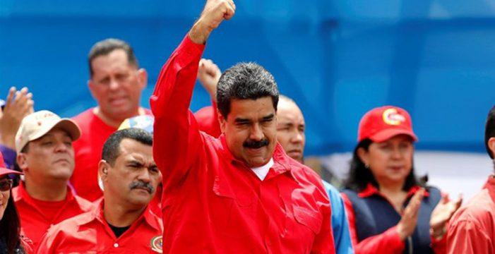 """Maduro """"no se dejará intimidar"""" por Trump, anuncia maniobras militares"""