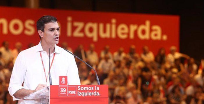 El PSOE de Sánchez sube cinco puntos y acorta distancias con el PP