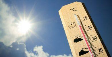Las temperaturas suben hoy en el interior de la Península y zonas de Canarias