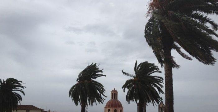 Activado el aviso naranja por rachas de viento muy fuertes en las Islas