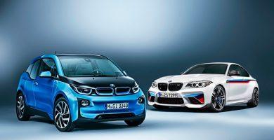 Apasionante competición de ventas entre las gamas BMW i y BMW M