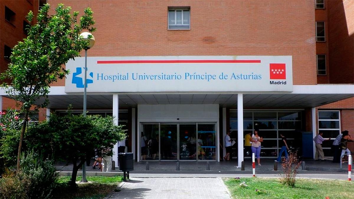 Hospital de Alcalá de Henares
