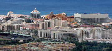 Las pernoctaciones hoteleras bajaron un 1,76 % en mayo en Canarias