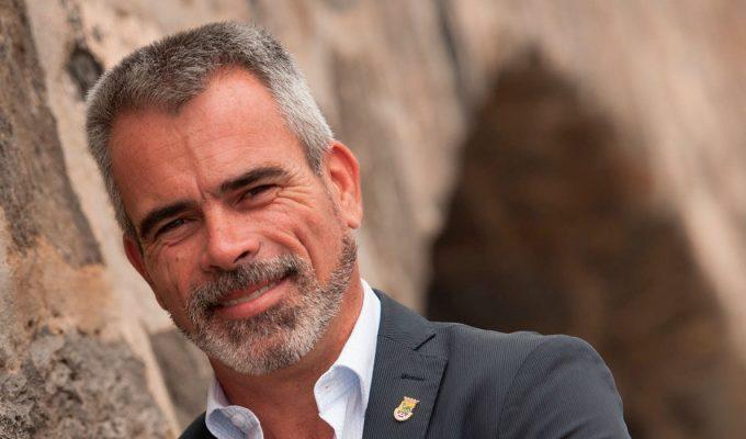 """Juan Carlos Marrero: """"La tarea que tengo encomendada es recuperar la calle"""""""