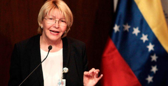 La ex fiscal general de Venezuela dice que recibió presiones de Cabello para procesar a Leopoldo López