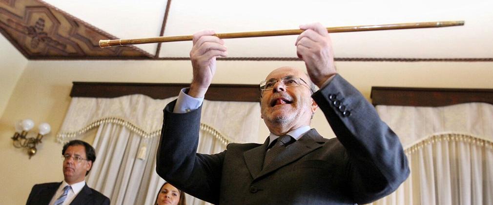 La oposición arrebata el bastón de mando a CC en Icod