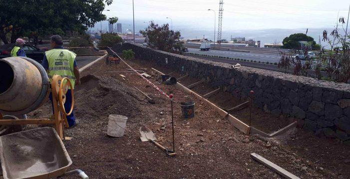 Ofra-Costa Sur inicia las primeras obras elegidas por los vecinos