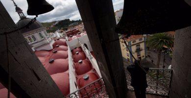 Vistas desde una de las torres de la Catedral de San Cristóbal de La Laguna. Fran Pallero