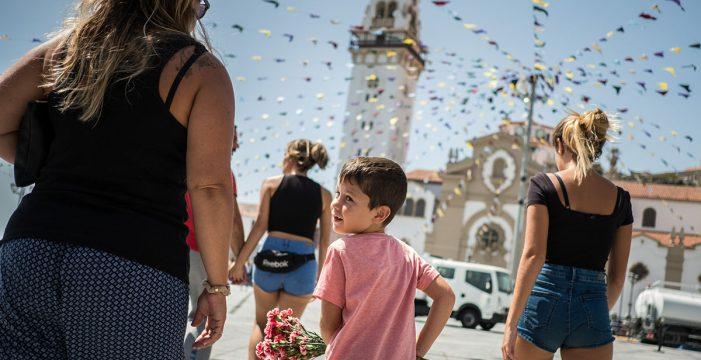 Candelaria recibe hoy a 150.000 fieles que acuden a honrar a la Patrona