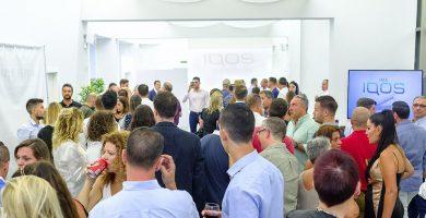 Santa Cruz de Tenerife acoge el lanzamiento del IQOS Club