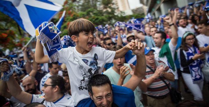 CD Tenerife: 55 días después, la misma ilusión