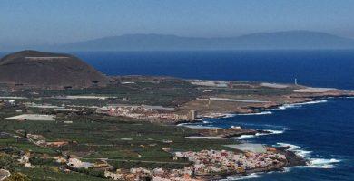 La TF-42 es la principal entrada a la comarca, integrada por Garachico, Los Silos, El Tanque y Buenavista. DA
