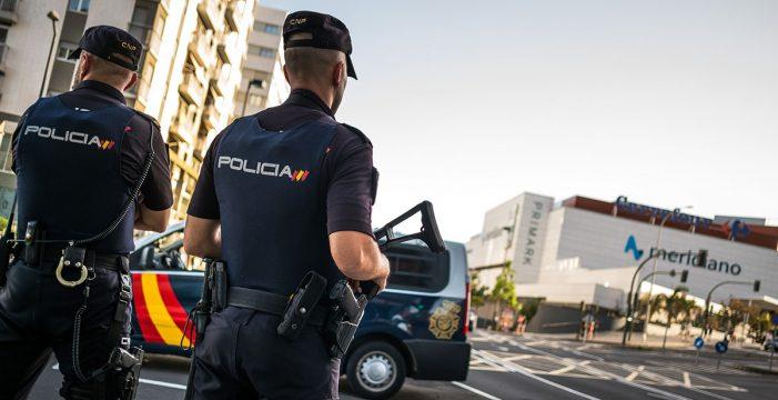 Más presencia policial y uso del mobiliario urbano por la alerta terrorista