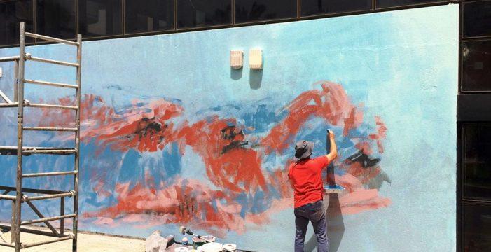 El Centro Empresarial de Las Galletas será una gran obra de arte al aire libre