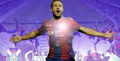 El Tenerife ficha al atacante Paco Montañés para las dos próximas temporadas