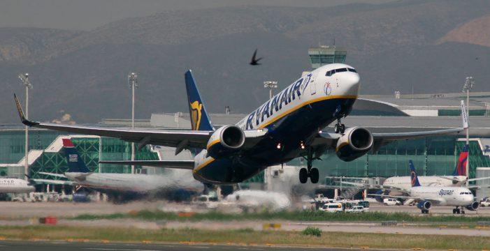 Estos son los vuelos cancelados por Ryanair hasta octubre