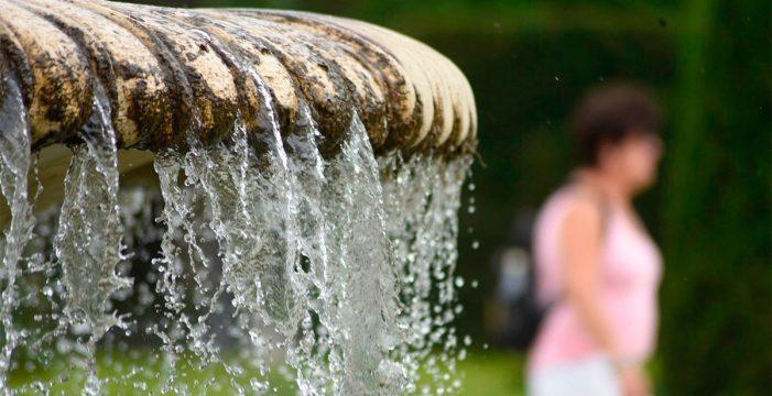 El calor persistirá este  lunes en Canarias