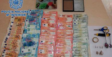 Detienen a un hombre por tráfico de drogas en Fuerteventura