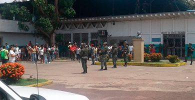 Mueren 37 presos en un motín en una cárcel del sur de Venezuela