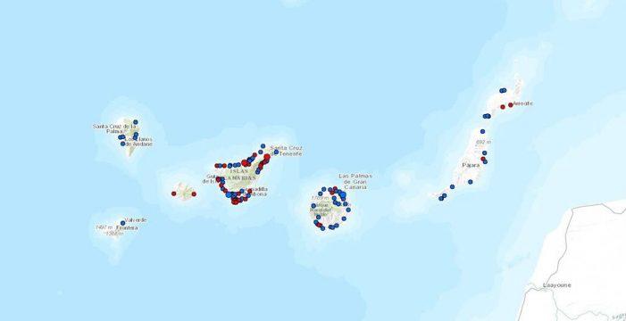 UE señala: 33 zonas canarias incumplen con los vertidos