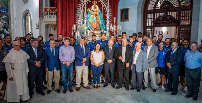 El CD Tenerife cumple con el ritual más sagrado de toda la temporada