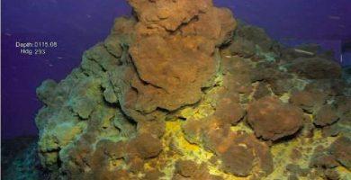 El volcán submarino que entró en erupción en El Hierro en 2011 creció 286 metros