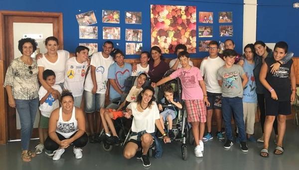 Respiro familiar para niños y niñas con discapacidad, una inversión en cohesión