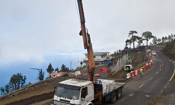 La UTE de la carretera del Sur quiere instalar la planta de asfalto en la zona del Pino del Consuelo